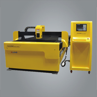 Heavy CNC flame and plasma cutting machines